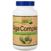 Vitamin Station Alga Complex tabletta 90db