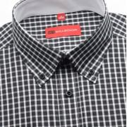 Bărbați cămașă slim fit Willsoor 963