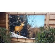 Tuinposter 90x370 cm