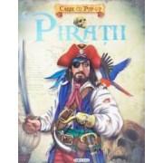 Carte cu pop-up - Piratii
