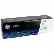 HP Toner CE 321 A Cyan No. 128 A