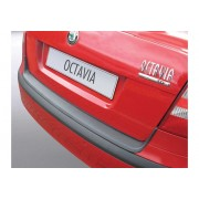 Protectie bara spate SKODA OCTAVIA 2004-2008 hatchback ALUMINIU PERIAT RGM AutoLux
