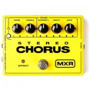 MXR M134 Stereo Chorus Pedal guitarra eléctrica