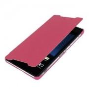 kwmobile Flipový kryt pro Sony Xperia Z2 - růžová