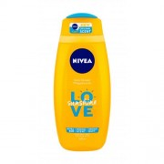 Nivea Love Sunshine 500 ml osvěžující sprchový gel pro ženy
