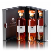 Cognac Deau Tasting Kit VS VSOP XO 40% - 3 X 200 ml