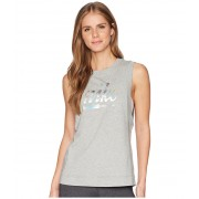 Nike Sportswear Metallic Tank Top Dark Grey Heather