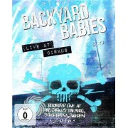 Video Delta BACKYARD BABIES - LIVE AT CIRKUS - DVD