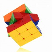 SaleOn™ 3x3x3 Profissional Magic Cube Competition Speed Puzzle Cubes Toys for Children Kids-754
