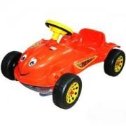 Детска кола с педали Херби, 2 налични цвята, 7302