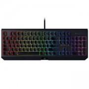 Геймърска клавиатура Razer BlackWidow, US Layout, Razer Green Mechanical Switches, N-Key Rollover, Chroma Backlight, RZ03-02860100-R3M1