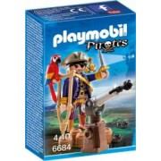 Set figurine - Piratul capitan
