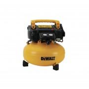 Compresor DeWalt PANCAKE con Bomba Libre de Aceite - Amarillo