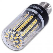 12W E14 E12 E26/E27 LED-maïslampen T 130 SMD 5736 950-1000 lm Warm wit Koel wit 3000/6000 K Decoratief AC 85-265 AC 220-240 AC 110-130 V
