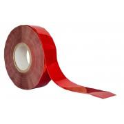 Bande réfléchissante rouge 1 m