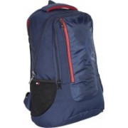 Tommy Hilfiger Tommy Blue Backpack 30 L Laptop Backpack(Blue)