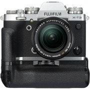 Fujifilm X-T3 ARGENTO + BATTERY GRIP VG-XT3 - MANUALE ITA - 2 Anni di Garanzia in Italia