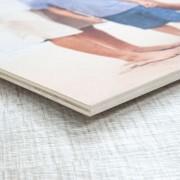 smartphoto Foto auf Holz 105 x 40 cm