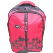 Inway Stylish Waterproof Travel 20 L Backpack(Red)