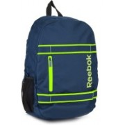 REEBOK Reebok Lp Bpk Backpack(Blue, Black)
