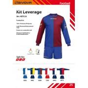 Givova - Completo Calcio Kit Leverage
