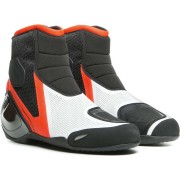 Dainese Scarpe Dinamica Air nero rosso fluo bianco