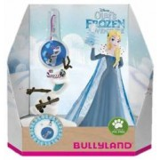 Set Elsa+Olaf cu medalion - Olafs Frozen Adventure
