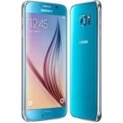 Samsung MARGE Refurbished Samsung Galaxy S6 32GB Blauw Licht Gebruikt (4)