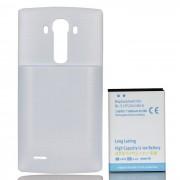 Reemplazo 6800mAh Bateria Li-ion + caja trasera para LG G4 + Mas