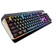 KBD, COUGAR ATTACK X3 RGB Cherry MX, Mechanical, Gaming, Brown, COUGAR UIX System, USB, Black (CG37ATRM4MB1002)