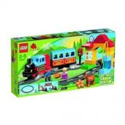 Lego Oltre 55 Cm Di Binari E Molti Mattoncini È Il Set Ideale Per I Costruttori In Tema Ferroviario
