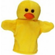 Papusa The Puppet Company My First Hand Doll - Duck