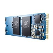 Intel Optane 16 GB Flash Accelerator - M.2 2280 Internal - PCI Express (PCI Express 3.0 x2) - Black, Blue
