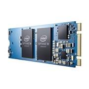 Intel Optane 16 GB Flash Accelerator - M.2 2280 Internal - PCI Express (PCI Express 3.0 x2) - Black, Blue