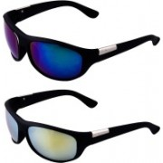 Amour Propre Wayfarer Sunglasses(Clear)