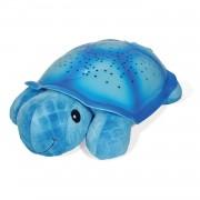 Cloud B Twilight Turtle Luz Nocturna Con Proyector De Estrellas Color Azul