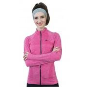 Jacheta dama sport fitness culoare roz M (38)