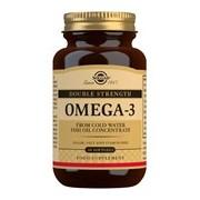 Ómega-3 dupla potência para saúde cerebral e cardíaca 60cápsulas - Solgar