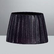 Large Organza Shade Black
