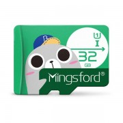 Meco Mingsford Seal Edition 32GB U1 TF Memory Card