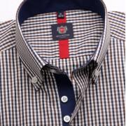 Bărbați cămașă slim fit Willsoor Londra 2227