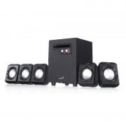 Boxe SW-HF5.1 1020, 5.1, 26W RMS, Negre