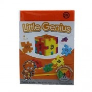 Little Genius Foam Puzzle - Sold as Single Item - Color may vary