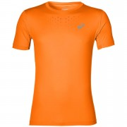 Asics Men's Stride Run T-Shirt - Orange - M - Orange