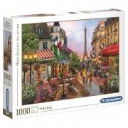 Puzzle 1000 Flores de París - Clementoni