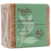 Najel Aleppo Zeep (40% Laurierbesolie) - Najel
