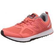 Reebok Women's Reebok Dash Tr Fire Coral, Flat Grey and Wht Multisport Training Shoes - 4 UK/India (37 EU)(6.5 US)