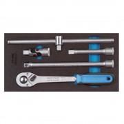 Check-Tool insert avec assortiment - 1500 CT1-1993 T