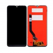 Display LCD e touch Huawei Y7 2019 preto
