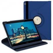 kwmobile Flipové pouzdro pro Huawei MediaPad M3 Lite 10 - modrá